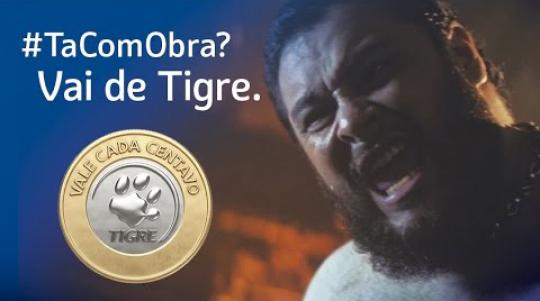 Tigre - Pavão