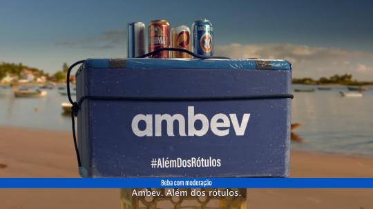 Ambev - Cooler