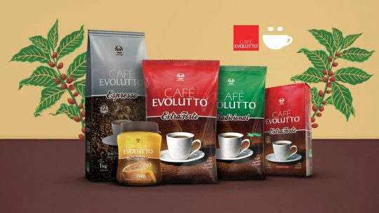Café Evolutto - Tudo de Bom