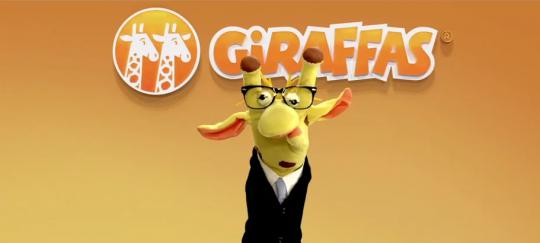 Giraffas - Tamo Junto