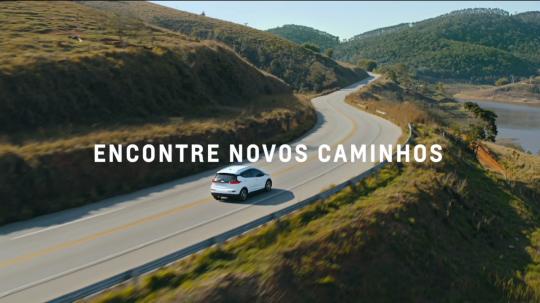 Chevrolet- Encontre Novos Caminhos