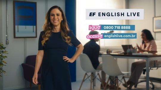 EF English Live - Inglês Que Gruda na Cabeça