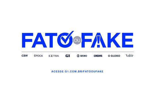 Globo - Fato ou Fake Corona Virus