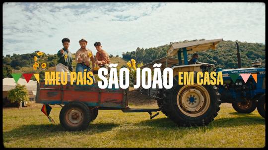 KUAT - Meu País São João