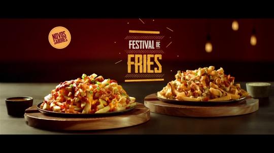 Outback - Festival de Fries