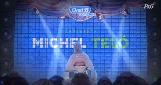 Complete (Michel Teló) - Oral B