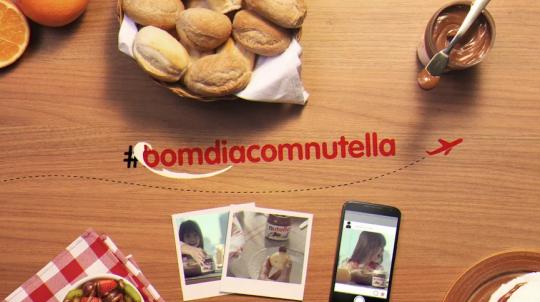 Nutella - Promoção Viagem
