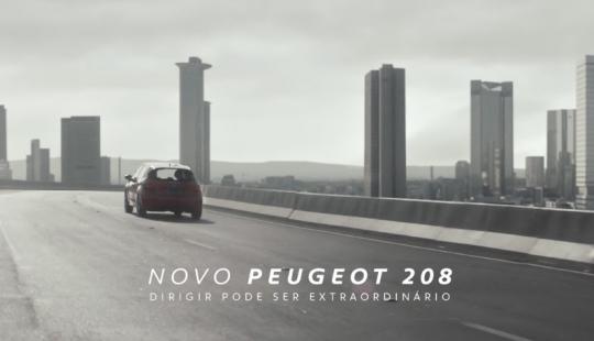 Peugeot - Trampolim