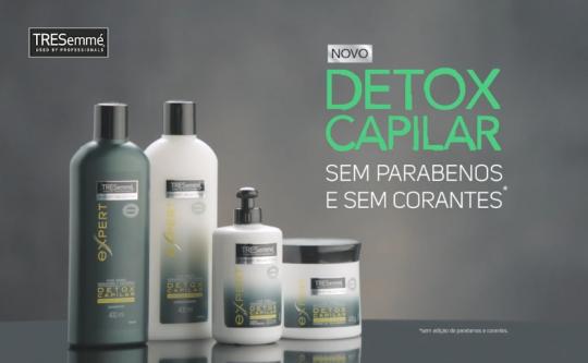 Tresemmé - Detox Capilar