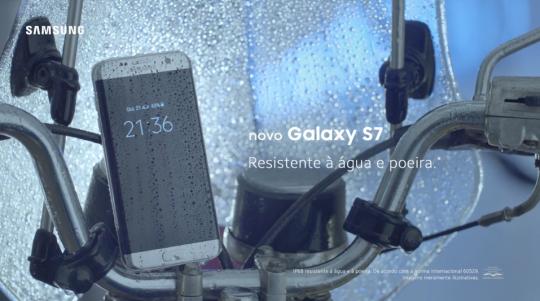 Samsung - Motoqueiro