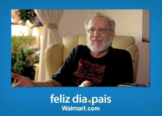 Walmart - Dia dos Pais