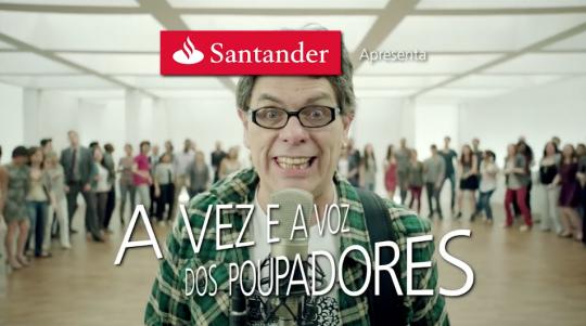 Poupar é Pop (Roger) - Santander