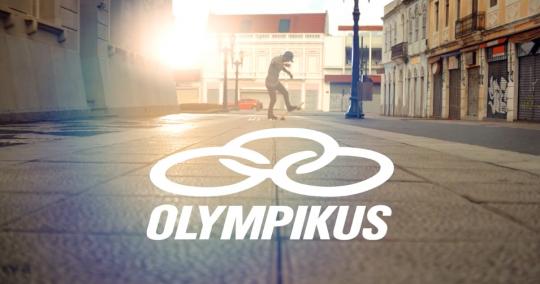 Olympikus - Através do Tube