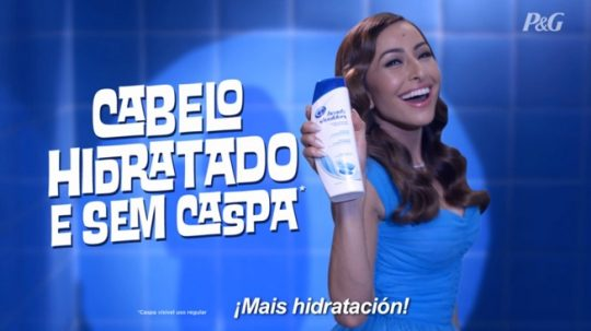 Maria sem Caspa - Head & Shoulders