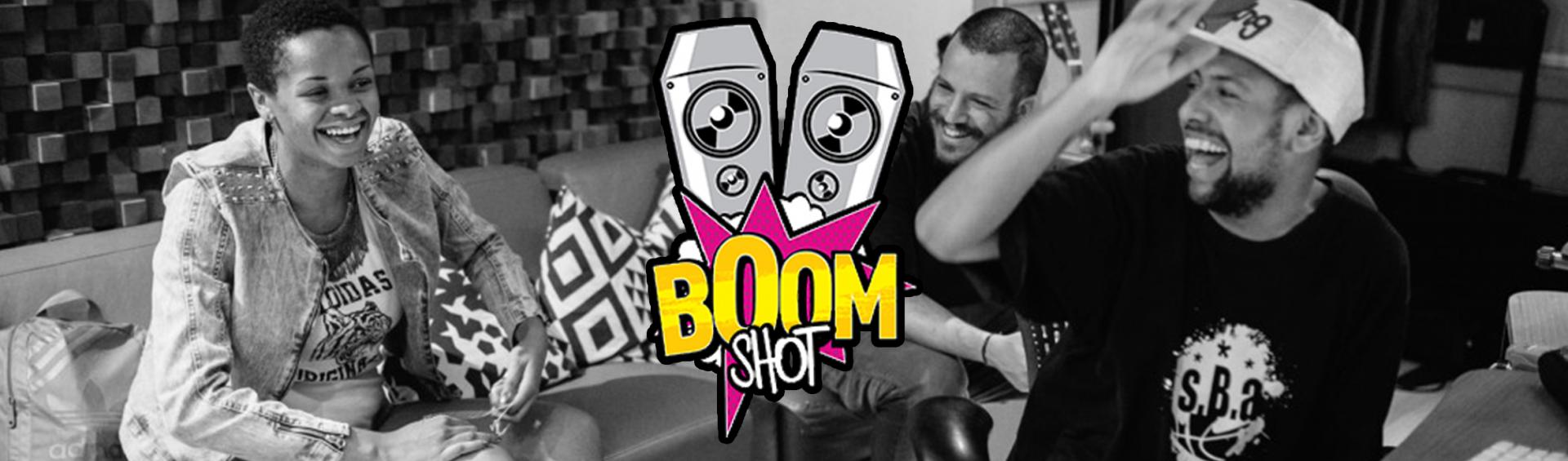 Radio Boomshot produtora de audio sp