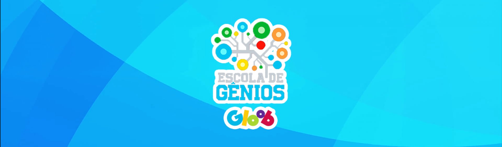 Escola de Genios Gloob produtora de audio sp